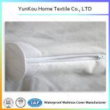 Protector anti impermeable libre 100% del colchón del fallo de funcionamiento de base de Vinly