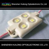 Modulo dei chip LED di DC12V 0.72W 5050 con l'alta qualità