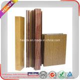 Capa de madera al por mayor del polvo de la pintura de aerosol del traspaso térmico del grano