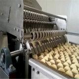 Изготовленная технологическая линия картофельных стружек с емкостью 200kg/H