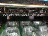 Крышка бумажного стаканчика белого кофеего формируя машину (PPBG-500)
