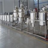 Verwerking van de van certificatie Ce Installatie de Kleinschalige van de Melk