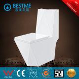 Tocador de una pieza del cuarto de baño blanco del color (BC-1002A)