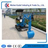 Escavatore idraulico 1800kg con il baldacchino o 1900kg con la carrozza