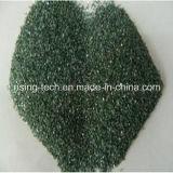 Poudre verte en céramique de carbure de silicium de précision