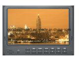 """7 """" Hoge Resolutie over de Monitor 1024x600, de Plastic Dekking van het Gebied van de Camera van het Zonnescherm + Een hoogtepunt bereikende Filter"""