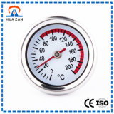 Thermometer-Messinstrument-Temperatur-Anzeigeinstrument-thermisches Messinstrument-thermischer Druckanzeiger