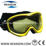 Lunettes antibrouillard professionnelles de Snowboard de lentilles sphériques de Reanson doubles