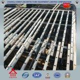 Decking en acier galvanisé Slabformwork en métal de matériau de feuille