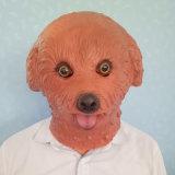 Masque de tête d'animal d'usager, masque de tête de cheval de latex, masque drôle de Veille de la toussaint
