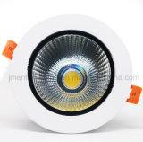 Aluminiumbeleuchtung PFEILER LED Downlight des licht-18W für Gaststätten
