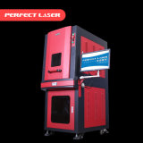 3 машина маркировки лазера металла оптически пластмассы ватта 355nm ватта 5 UV