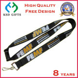 Fabrik Directly Sale Promotional Customized Design Lanyards mit Swivel Hook