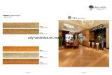Mattonelle di pavimento di ceramica di legno