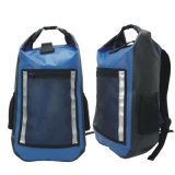 Backpack изготовленный на заказ брезента велосипеда TPU/PVC логоса 5-60L сухой водоустойчивый