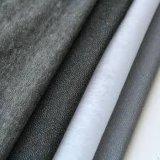 Pes pegamento térmico en condiciones de servidumbre no tejidos interlínea fusible de dril de algodón