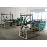 Kleidung, Briefpapier, tägliche Notwendigkeiten, macht den Luftblasen-Film-Beutel in Handarbeit, der Maschine herstellt