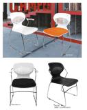 의자 (FECNC338)를 식사하는 플라스틱 의자