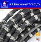 Провод диаманта Huazuan увидел для мраморный вырезывания
