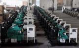 세륨, ISO를 가진 100kVA 디젤 엔진 발전기는 승인했다