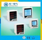 mètre d'affichage numérique Monophasé de mètre de KWH de panneau de tension de l'affichage à cristaux liquides 96X96