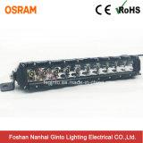 Le seul modèle 50W 10 DEL 11.5inch amincissent la barre d'éclairage LED d'Osram (GT3530-50W)