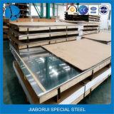 Placas inoxidáveis laminadas fornecedor das chapas de aço de China