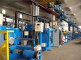 Ligne d'isolation d'extrusion d'extrudeuse pour le fil électrique de PVC