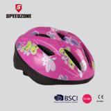 Speedzone tamanho ajustável Crianças capacete da bicicleta