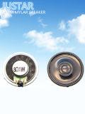 30mm 8-32ohm 0.25-1.5W Plastik Lautsprecher mit RoHS