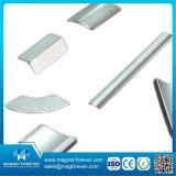Magnete permanente del motore del neodimio del forte arco eccellente