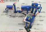 Granulador seco DH650 da imprensa do rolo do bicarbonato do cálcio