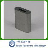 Piezas trabajadas a máquina CNC modificadas para requisitos particulares de la precisión de productos eléctricos y electrónicos
