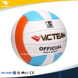 Voleibol promocional del PVC del hoyuelo 2.0m m del precio bajo