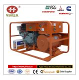 Генератор портативного цилиндра Changchai одиночного тепловозный (7KW-15KW)