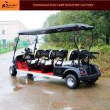 6つのSeaterの電気ゴルフカートの電気手段カスタマイズされる