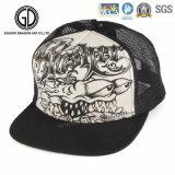 カスタム刺繍が付いている2017合われた急な回復の帽子のトラック運転手の帽子