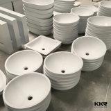 Festes Oberflächenwäsche-Handbadezimmer-acrylsauerbassin
