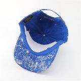 Kundenspezifische Spritzen-Tinte Baseball-Vati-Schutzkappe mit Stickerei 3D