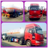 Camion-citerne de LPG de camion de réservoir de LPG de distributeur de FAW 8X4 355000liters LPG