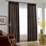 高品質の固体明白な停電の窓カーテン(01F0008)