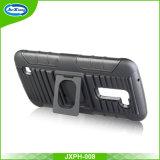 3 in 1 starke schroffe Kickstand harte hybride Rüstungs-Shockproof Hochleistungskasten für Fahrwerk K10