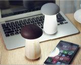 Mini lámpara creativa de la seta LED y batería universal de la potencia
