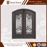熱い販売のアメリカのドアの機密保護のドアの表玄関デザイン