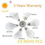 Bulbo direto da economia de energia da luz de bulbo do diodo emissor de luz do Sell 18W da fábrica