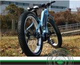 Bafang 중앙 드라이브 뚱뚱한 타이어 전기 자전거