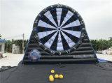 Heißer Verkaufs-im Freien aufblasbare Fußball-Pfeil-Brettspiele für Verkaufs-Sport-Spiele