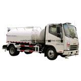 Dongfeng 포좌를 가진 작은 물 트럭