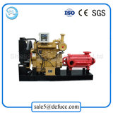 Horizontal Multistage Centrifugal Irrigation Water Pump with Diesel Engine