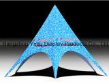 Tente en aluminium simple d'ombre d'étoile de /Double Pôle